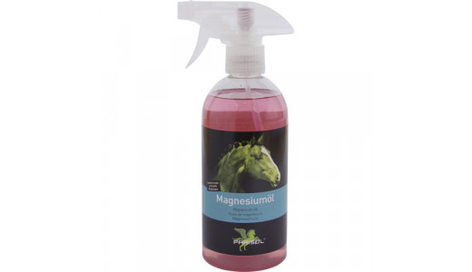 Magnesiumolie med spray
